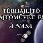 TÉRHAJLÍTÓ HAJTŐMŰVET ÉPÍT A NASA