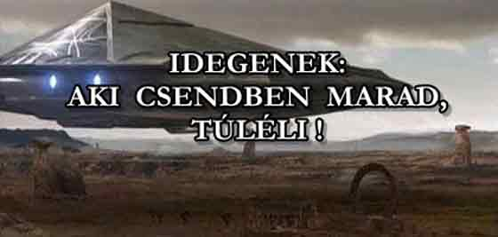 HA CSENDBEN MARADSZ, TÚLÉLHETED!