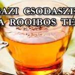 IGAZI CSODASZER - A ROOIBOS TEA.