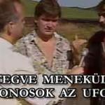 RETTEGVE MENEKÜLTEK A KAMIONOSOK AZ UFO ELŐL