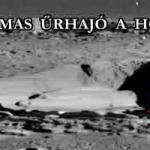 HATALMAS ŰRHAJÓ A HOLDON – NASA FELVÉTEL