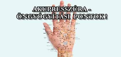 akupresszúra és magas vérnyomás)