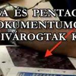 NASA ÉS PENTAGON DOKUMENTUMOK SZIVÁROGTAK KI