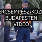 EMBERCSEMPÉSZ KÖZPONT BUDAPESTEN – VIDEÓ!