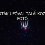 PILÓTÁK UFÓVAL TALÁLKOZTAK – FOTÓ