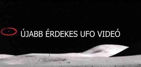 ÚJABB ÉRDEKES UFO VIDEÓ