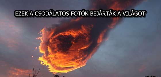 EZEK A CSODÁLATOS FOTÓK BEJÁRTÁK A VILÁGOT