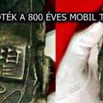 FELFEDTÉK A 800 ÉVES MOBIL TITKÁT