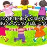 MEGVERTEK EGY KISLÁNYT, AMÍG AZ ÓVÓNŐ TELEFONÁLT