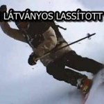NAGYON LÁTVÁNYOS LASSÍTOTT VIDEÓ