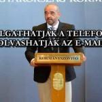 LEHALLGATHATJÁK A TELEFONOKAT ÉS ELOLVASHATJÁK AZ E-MAILEKET