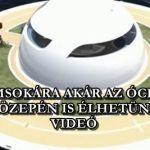 NEMSOKÁRA AKÁR AZ ÓCEÁN KÖZEPÉN IS ÉLHETÜNK - VIDEÓ