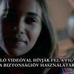 SOKKOLÓ VIDEÓVAL HÍVJÁK FEL A FIGYELMET A BIZTONSÁGI ÖV HASZNÁLATÁRA