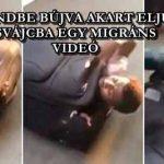BŐRÖNDBE BÚJVA AKART ELJUTNI SVÁJCBA EGY MIGRÁNS - VIDEÓ