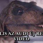 ZSENIÁLIS AZ AUDI ÚJ REKLÁMJA - VIDEÓ