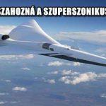 A NASA VISSZAHOZNÁ A SZUPERSZONIKUS REPÜLÉST