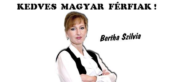 KEDVES MAGYAR FÉRFIAK!