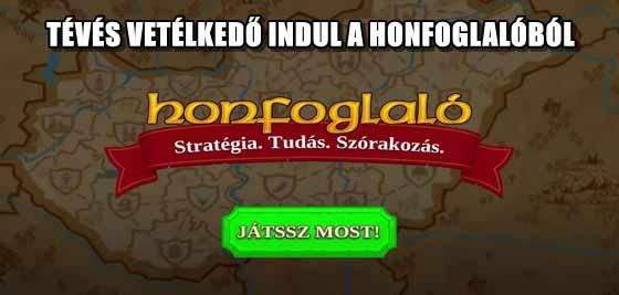 TÉVÉS VETÉLKEDŐ INDUL A HONFOGLALÓBÓL