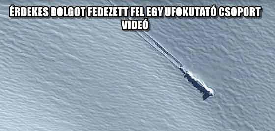 ÉRDEKES DOLGOT FEDEZETT FEL EGY UFOKUTATÓ CSOPORT - VIDEÓ